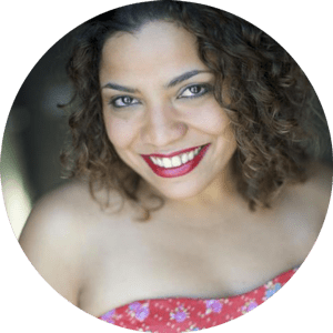 Headshot of Wendy Mateo, Writer/Facilitator