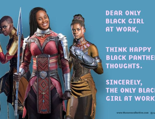 Dear Only Black Girl At Work: Happy Feelings For Black Panther