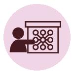 The Nova Collective Strategic Communications Planning, icon for communications planning