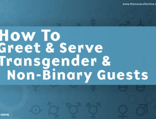 How to Greet and Serve Transgender and Non-Binary Guests