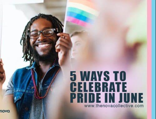 Beyond the Rainbow:  Five Ways to Celebrate Pride in June