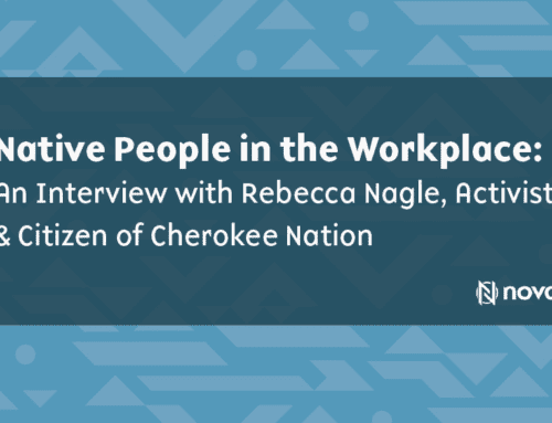 Native at Work: An Interview With Rebecca Nagle